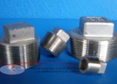 TAPON MACHO NPT acero inoxidable